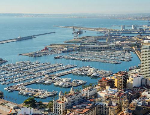 Las mejores vistas de la Ciudad de Alicante