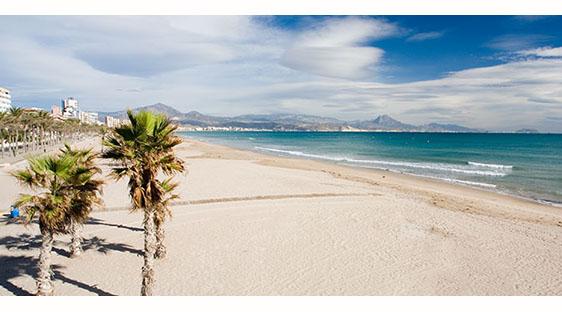 Playa de San Juan Alicante